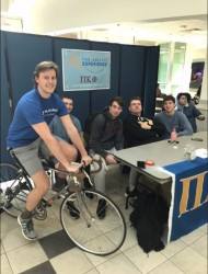 Brothers Biking for Good Cause During Bike-A-Thon